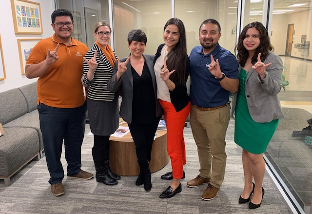 UT Offices Collaborate with EMERGE Fellowship to Support Future Longhorns